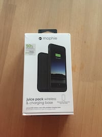 Schwarze mophie juicepack wireless Garbsen, 30826