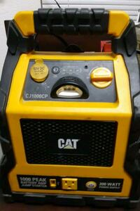 Cat 1000 watt battery Amp jump starter