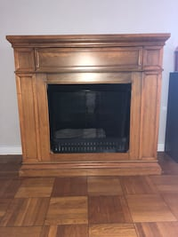 Freestanding Gel Fireplace -Negotiable Price Alexandria, 22314