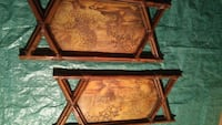 brown wooden framed pictures Toronto, M1M