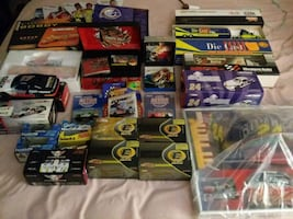 NASCAR collectibles FOR Sale!!
