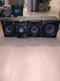 Sony stereo w/ subwoofer! Must go today! Silver Spring, 20902