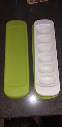 Baby food trays with silicon lids - 2 Ventura, 93003