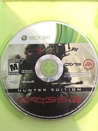 Xbox 360 crysis 3 Lonsdale, 55046