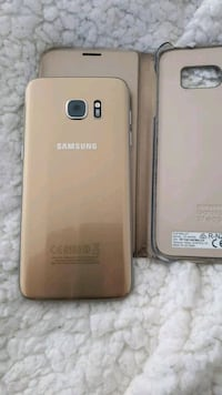 Gold Samsung Galaxy Android Smartphone Duisburg, 47178