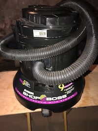 9 gallon vacuum wet and dry