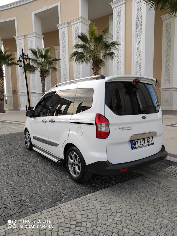 2016 Ford Tourneo Courier Journey 1.6 L TDCI 95PS TREND 3