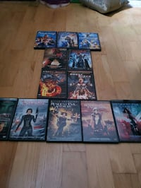 Various  dvd movie sets