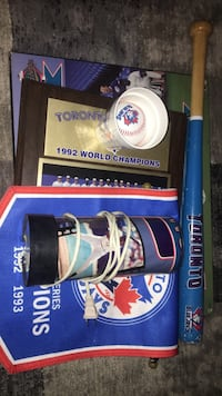 Toronto bluejays collectables  Newmarket