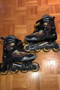 Rollerblade Size 8  Laval, H7M 5M2