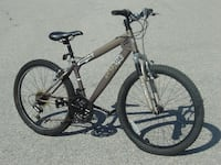 """MID SIZE ADULT/TEEN 24"""" MONGOOSE RAD 21 SPEED WITH SUSPENSION!"""