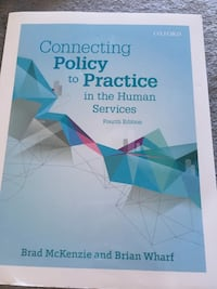 Book: Connecting Policy to Practice in the Human Services Brampton, L6S 6M1