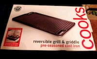 Brand new reversible grill and griddle Rome, 13440