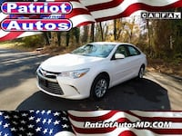 Toyota Camry 2017 BAD CREDIT DON'T SWEAT IT! Baltimore
