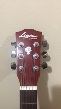 Lyon Acoustic Guitar by Washburn Annandale, 22003