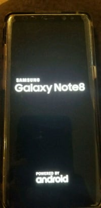 Samsung Galaxy Note 8 for sale Silver Spring
