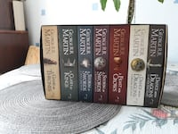 A Song Of Ice And Fire (7 Volumes) Tallinn