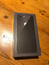 iPhone 8 Plus Space Gray Brand New in Box Sealed Unlocked 64Gb