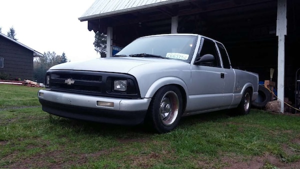 95 S10 Extended Cab