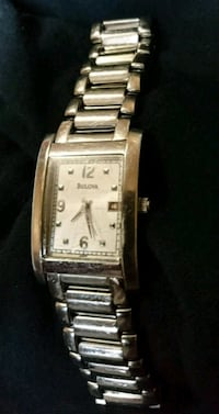 Silver Bulova Watch **Vintage** Winnipeg, R2W