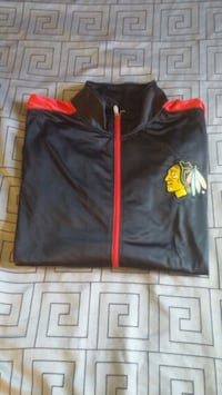 Blackhawks Warm Up Jacket 4XL Arlington Heights
