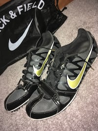 Track spikes Mens nike size 10 New Windsor, 21776