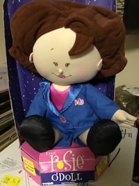The Rosie o doll collector doll