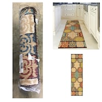 Orian Rugs Geometric Yonder Indoor/Outdoor Area Rug  2.25L x 8W ft. Stafford, 77477