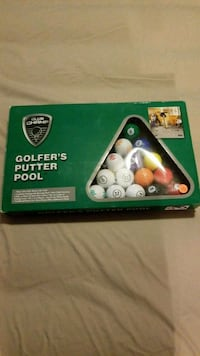 Golfer's Putter pool Indianapolis, 46222