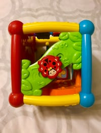 VTech Busy Learners Activity Cube.