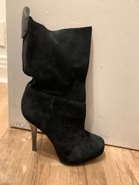 Black Swede boot