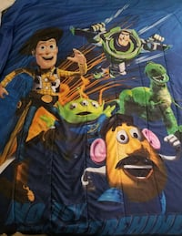 Toy story double sided comforter  Duluth, 30096