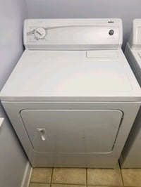 Washer/Dryer & Oven
