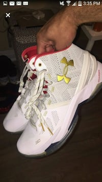 Size 10.5 Underarmour Stephan Curry Allstar shoes St. Catharines, L2P 1N6
