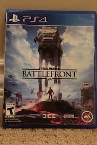 Star Wars Battlefront PS4 (Amazing Condition) Surrey