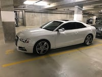 2014 Audi S5 New Westminster