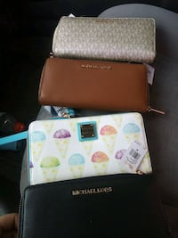 Mk and Dooney and Bourke Clutches