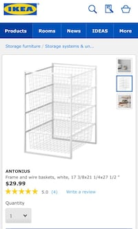 Antonius wire storage Abbotsford, V2S 5L8