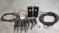 Landscape lighting +2 timers +100 ft of wiring spotlight in box never used Hopewell Junction, 12533