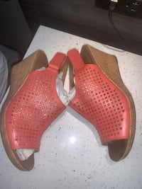 Size 7 Rockport Coral Wedges*** COMFY*** Murfreesboro, 37129