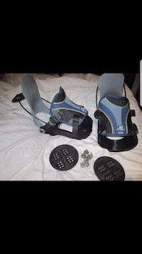 FLOW STEP IN BINDINGS WITH HARDWARE SIZE MED