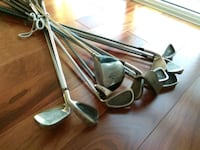 Right handed golf clubs Toronto, M9A 0A3