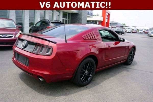 Ford - Mustang - 2014