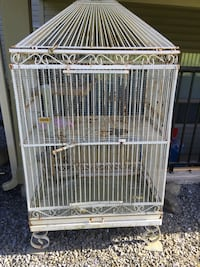 Cage for birds or  another animal easy to clean  Surrey, V4N 5S5