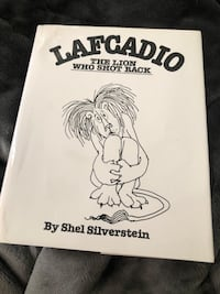 Lafcadio the lion who shot back book Las Vegas, 89131