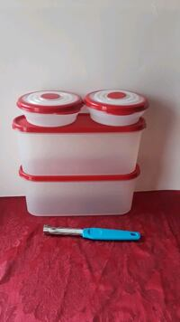 Lot of tupperware Containers Las Vegas, 89101