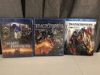 Transformers Blu ray movie bundle (brand new) Innisfil, L9S