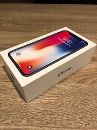 Iphone X Brandneu