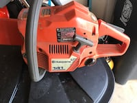 Orange husqavarna chainsaw Glenn Dale, 20769