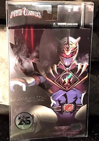 Lord drakkon mighty morphin power ranger Chicago, 60639